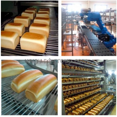 Bakery production equipment