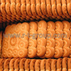 Sugar cookies production line