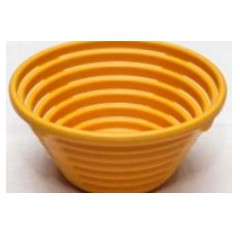 Round form for proofing 180 mm (plastic)