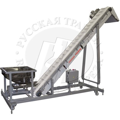 Conveyor with straight frame RT-TVL-01