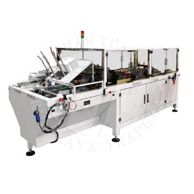 Cardboard packaging equipment