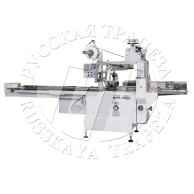 Horizontal packaging machines for FLOW-PACK bags