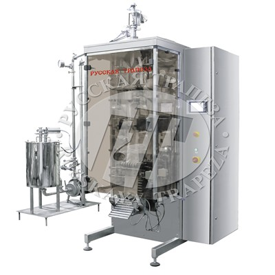 Vertical packaging machine for liquids SBi-150-F