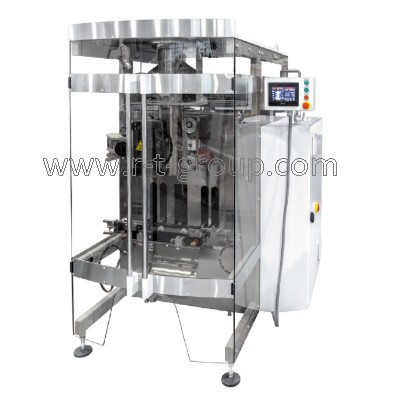 Vertical packaging automat SBi-260 Continuous motion