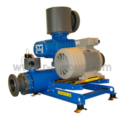 Cam compressors (blowers)