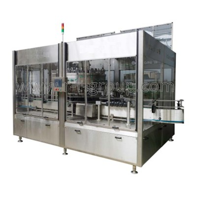 Monoblock for 20000 bottles / hour