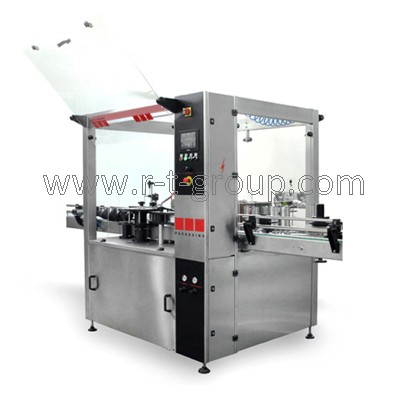 Labeling machine HM for 6000 labels / hour with hot melt glue