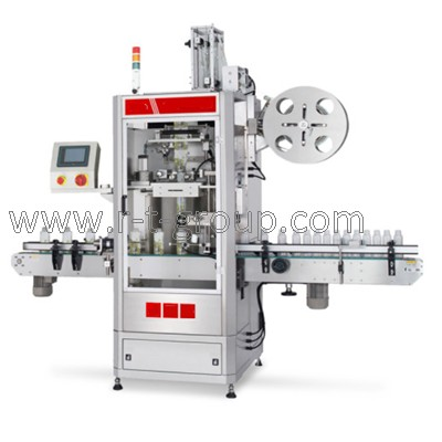 Labeling machine TS for 12000 thermo shrinking labels / hour