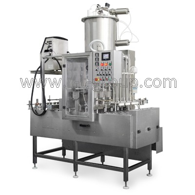 Plastic cups packaging machine