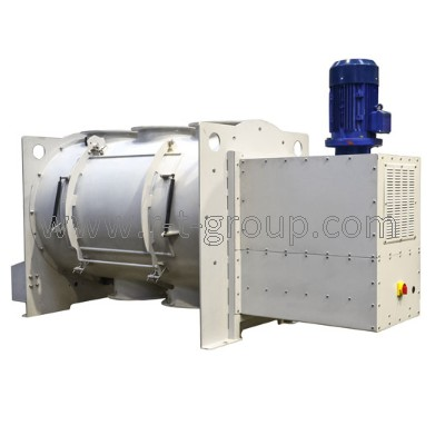 Mixer for bulk products
