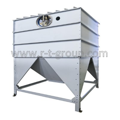 Bulk products storage process equipment