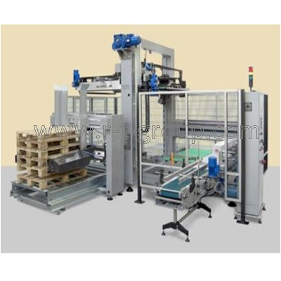 Automatic palletizer
