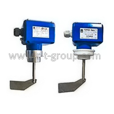 Rotary paddle level sensor ILT