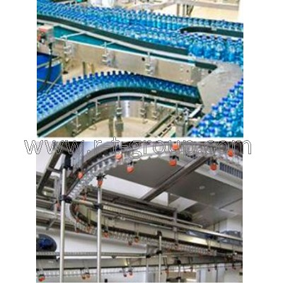 Transport conveyor systems